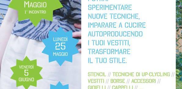 Re-invent your style · con Punto e virgola