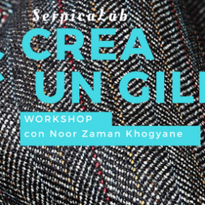 domenica 20 novembre - Creiamo un gilet con Noor