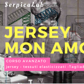 Corso cucito creativo - Jersey