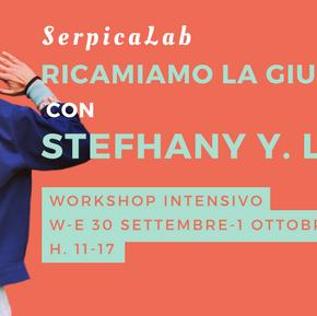Ricamiamo la Giungla con Stefhany Y. Lozano