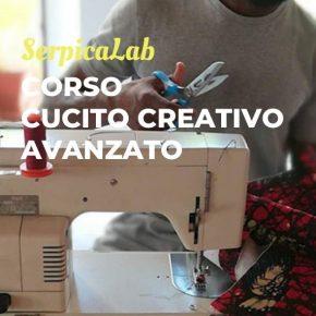 Corsi di cucito creativo avanzato